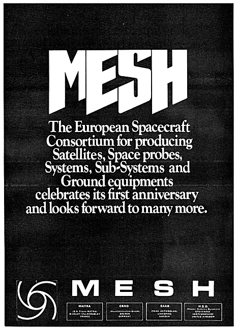 MESH Aerospace Consortium 1968