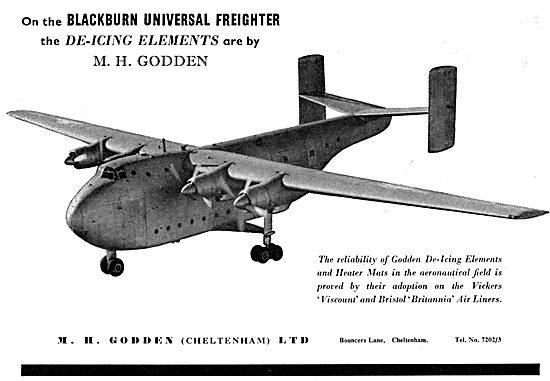M.H.Godden Aircraft De-Icing Equipment