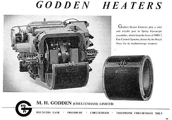 Godden Aircraft Heater Elements