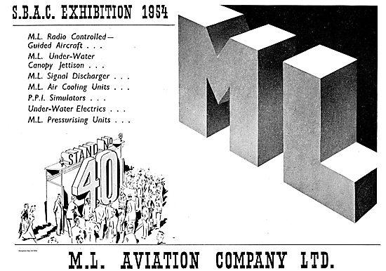 M.L Aviation Radio Controlled Guided Aircraft. PPI Simulators
