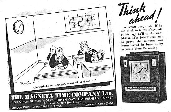 The Magenta Time Company Job Costing Time Recorders