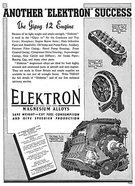 Magnesium Elektron - Elektron Magnesium Alloys