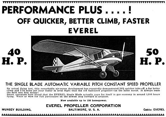 Everel Propeller Corporation