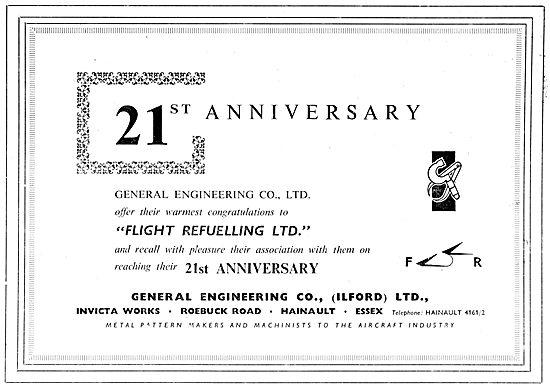 General Engineering Co (Ilford) Ltd