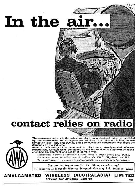 AWA Amalgamated Wireless Australia