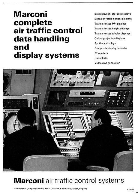 Marconi ATC Data Handling & Display Systems