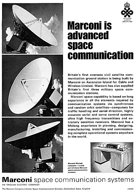 Marconi Space Communications