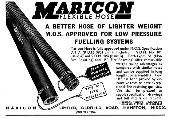 Maricon Flexible Hoses