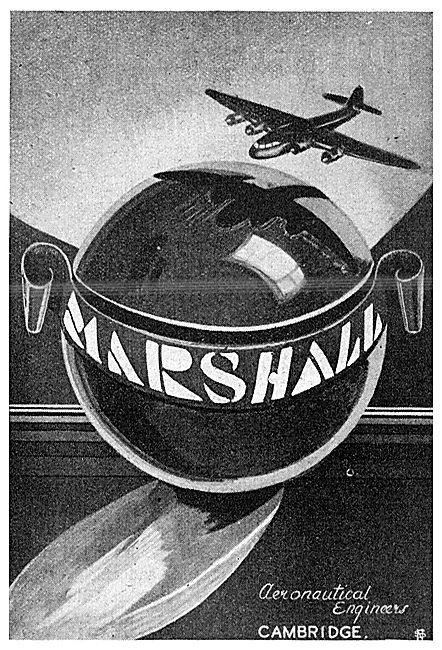 Marshalls Of Cambridge - ,Aircraft Engineering