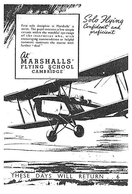 Marshalls Of Cambridge - Marshalls Flying School