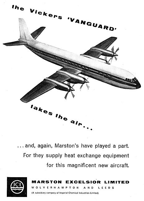 Marston Excelsior Heat Exchange & Insulation Equipment