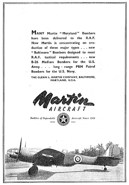 Martin Maryland - Baltimore