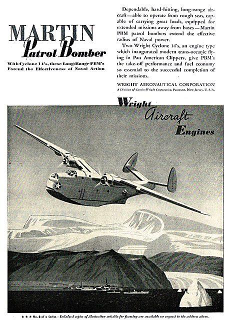 Martin Patrol Bomber