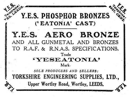 Yorkshire Engineering Supplies Ltd -