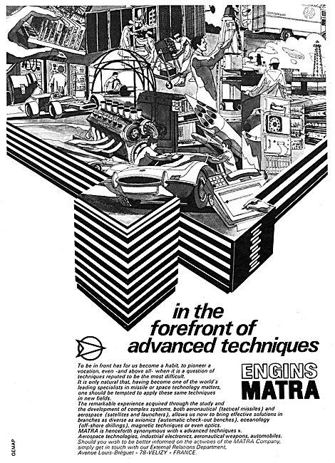 Matra Aerospace Systems