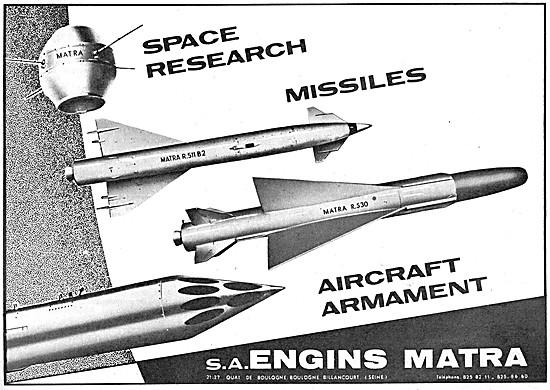Matra Armaments & Space Research