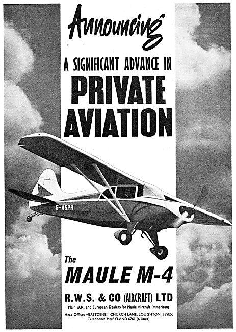 Maule M-4