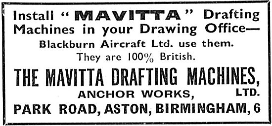 Mavitta Drafting Machines