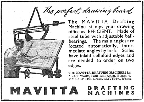Mavitta Drafting Machines