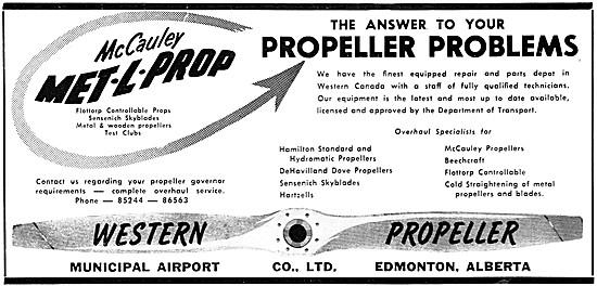 McCauley MET-L-PROP