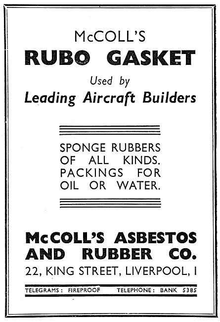 McColl's Rubo Gasket