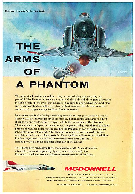 McDonnel Phantom II Capability