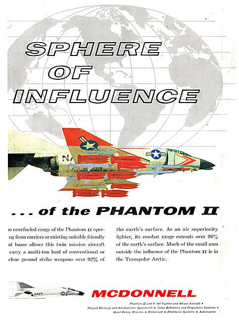McDonnell Phantom II - Sphere Of Influence