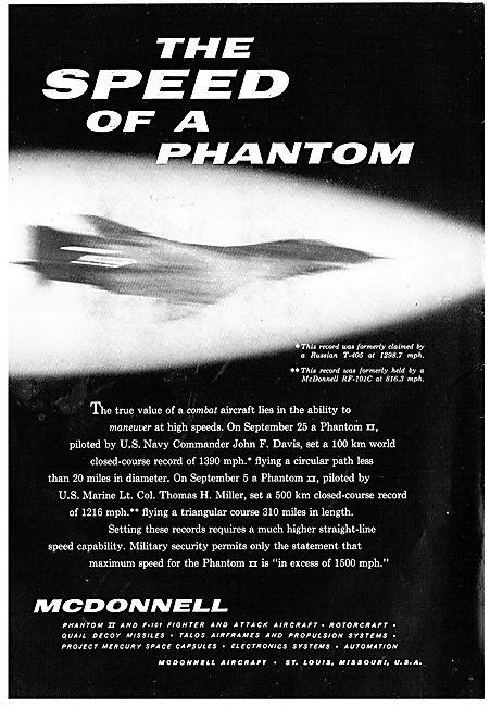 McDonnell Phantom II - Mach 2 Interceptor