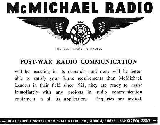 McMichael Radio Slough