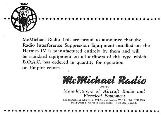 McMichael Radio Equipment