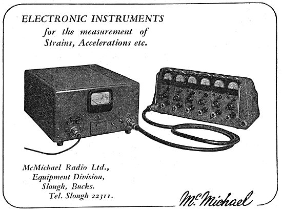 McMichael Electronic Instruments
