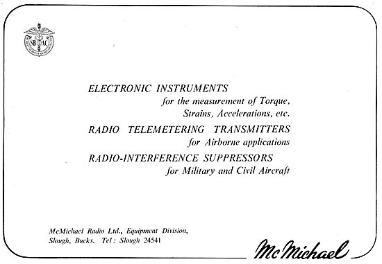 McMichael Radio & Electronics