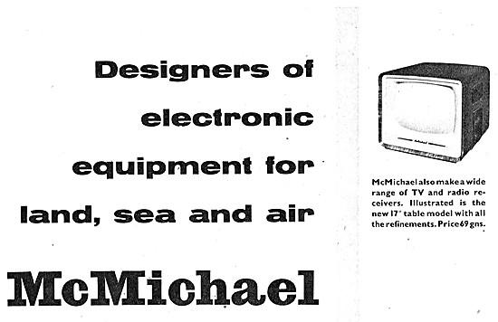 McMichael Electronic Equipment