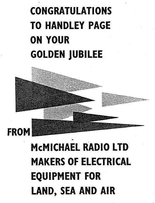 McMichael Radio & Electronic Equipment