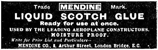 Mendine Liquid Scotch Glue For Aircraft Constructors