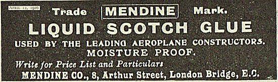Mendine Liquid Scotch Glue For Aeroplanes