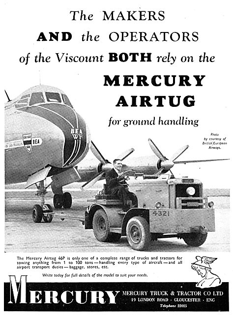 Mercury Airtug 46P