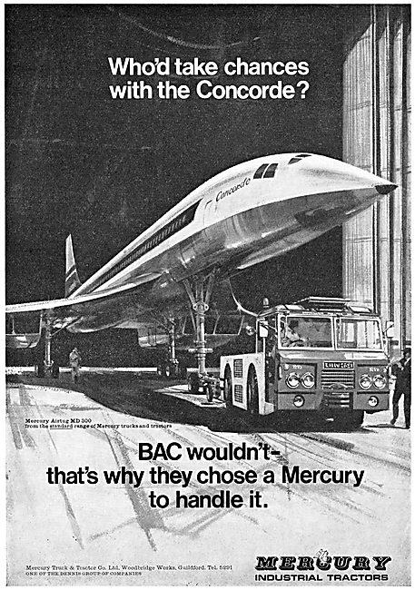 Mrecury Airtug MD300