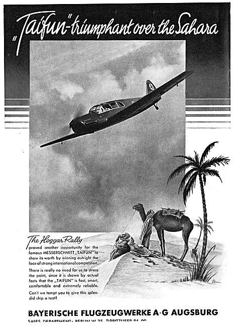 Messerschmitt Taifun