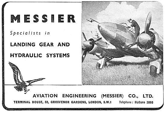 Rubery Owen Messier Landing Gear & Hydraulic Components
