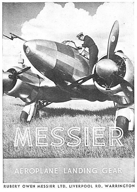 Rubery Owen Messier - Aeroplane Landing Gear