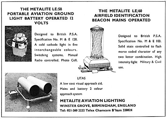 Metallite Aviation Lighting - LITAS
