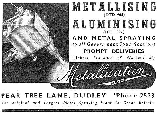 Metallisation