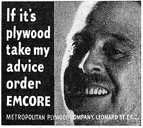 Metropolitan Plywood Co. Emcore Plywood