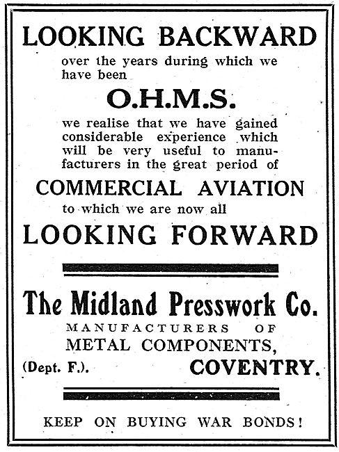 Midland Presswork Co. - Metal Components