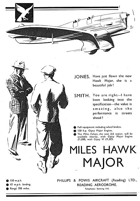 Miles Hawk Major