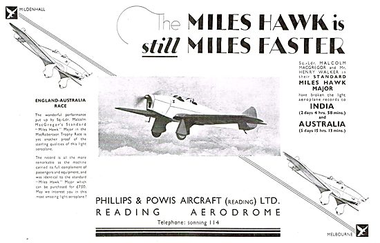 Miles Hawk - Phillips & Powis