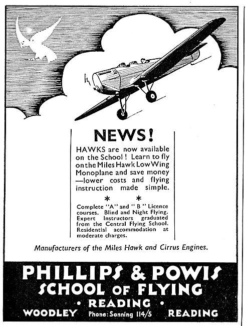 Miles Hawk - Phillips & Powis Reading