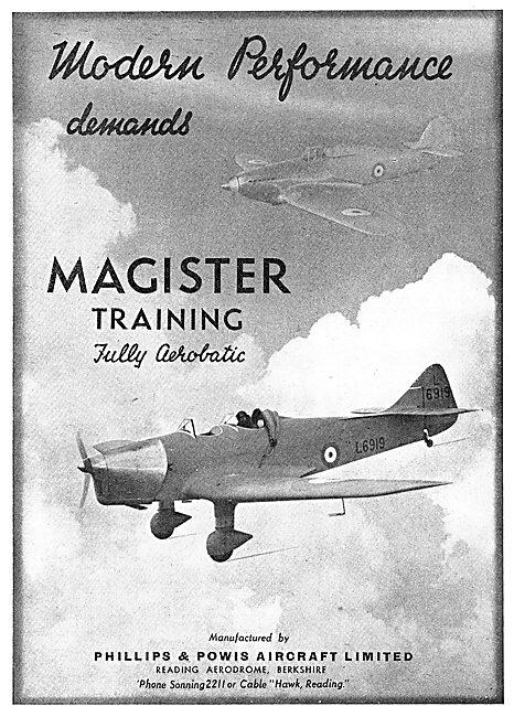 Miles Magister - L6919