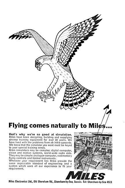Miles Flight Simulators